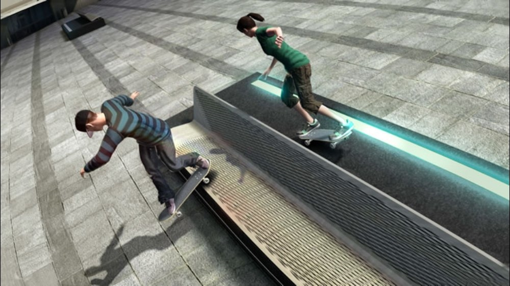 Image from Skate 3