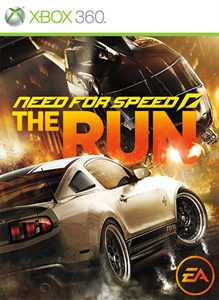 "NEED FOR SPEED™ THE RUN: tráiler 1 ""Muerte desde arriba"""