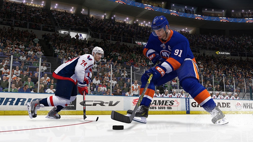 Image from EA SPORTS™ NHL® Legacy Edition