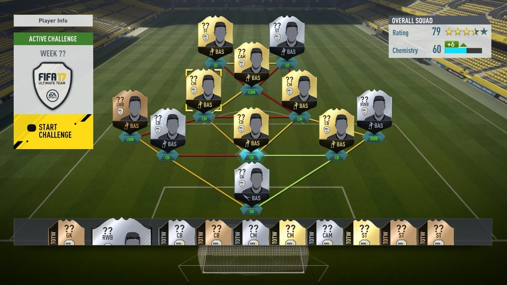 Image from EA SPORTS™ FIFA 17