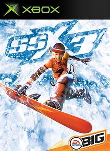 Carátula para el juego SSX 3 de Xbox 360