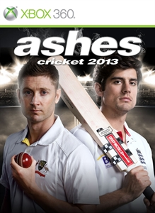 Carátula del juego Ashes Cricket 2013