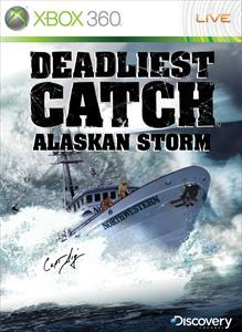 Carátula del juego Alaskan Storm