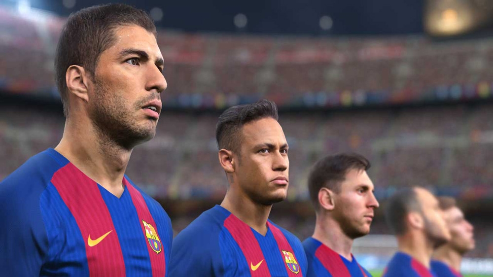 Image from PES 2017