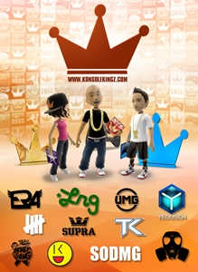 Swizz Beatz: Konsole Kingz Celebrity Gamer  - Thema