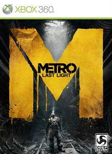 Carátula para el juego Metro: Last Light de Xbox 360