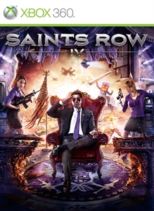 Saints row IV Bling Bling Trailer