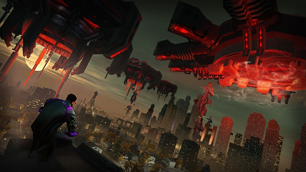 Image from Saints Row IV