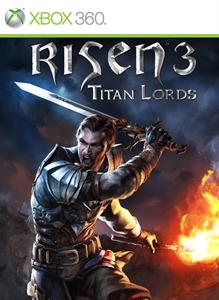Carátula para el juego Risen 3 Titan Lords de Xbox 360