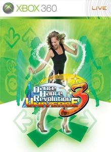 DDR/DS Universe 3 Picture Pack