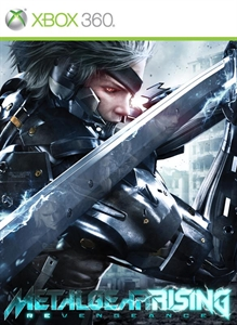 METAL GEAR RISING: REVENGEANCE DEMO