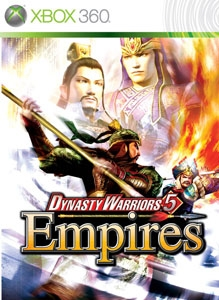 Dynasty Warriors 5 Empires boxshot