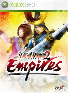 Samurai Warriors 2 Empires boxshot