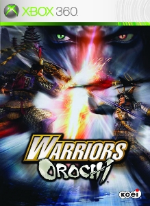 Warriors Orochi boxshot