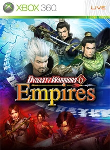Dynasty Warriors 6 Empires boxshot