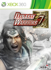 Dynasty Warriors 7 boxshot