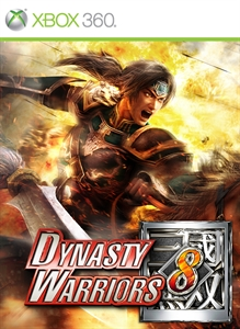 Dynasty Warriors 8 boxshot