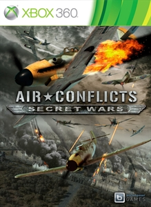 Carátula del juego Air Conflicts: Secret Wars