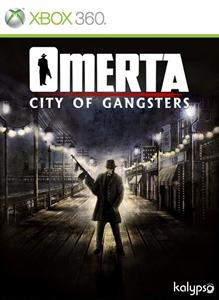 Carátula para el juego Omerta - City of Gangsters de Xbox 360
