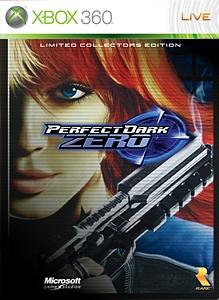 Perfect Dark Zero Pack carte Deux
