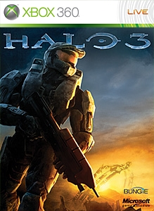Box art for Halo 3