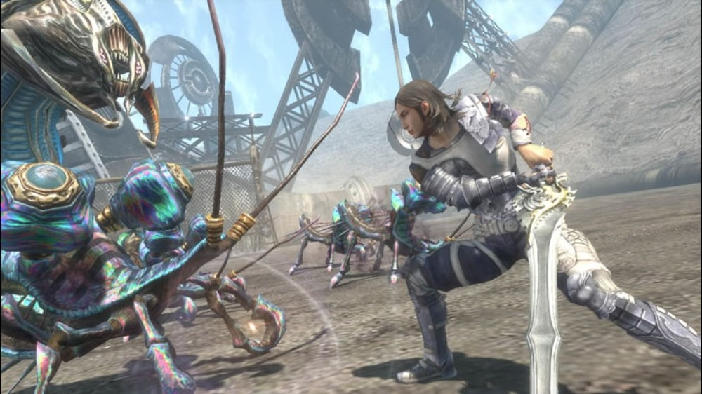 Image from Lost Odyssey