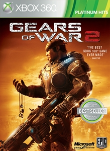 Box art for Gears of War 2