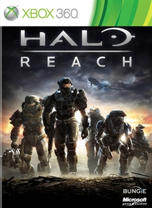 Box art for Halo: Reach