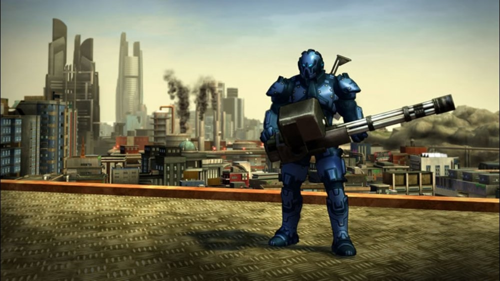 Image from Crackdown 2