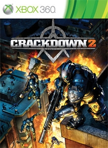 Crackdown 2 – O Regresso do Agente