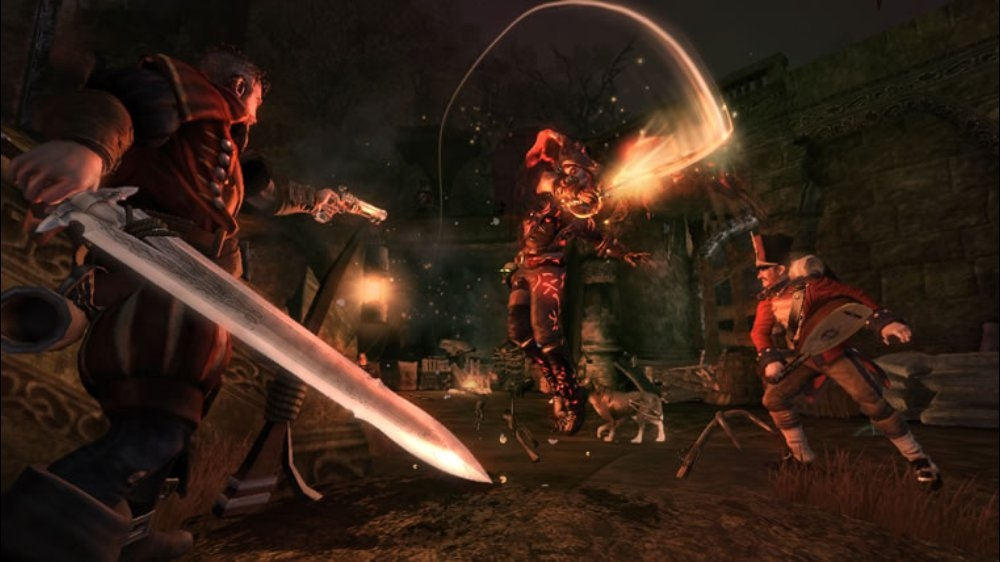 Image from Fable III