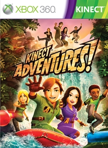 Box art for Kinect Adventures