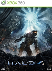 Box art for Halo 4
