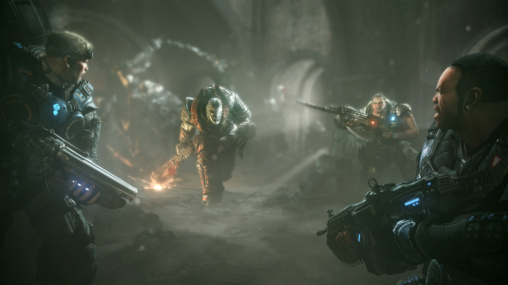 Image from Gears of War: Judgment