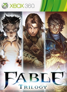 Pacote Trilogia Fable