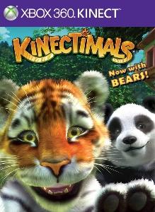 Démo de Kinectimals: Joue avec des OURS!