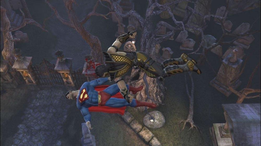 Image from Mortal Kombat vs. DCU