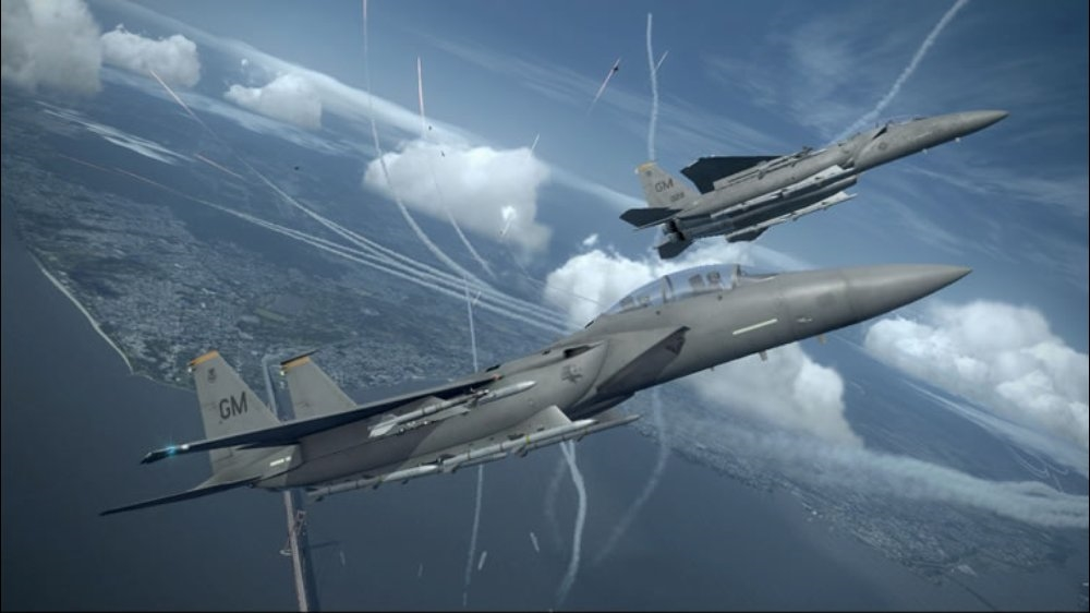 Image from ACE COMBAT 6