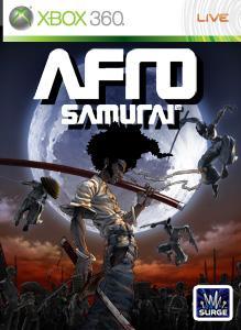 Carátula del juego AFRO SAMURAI