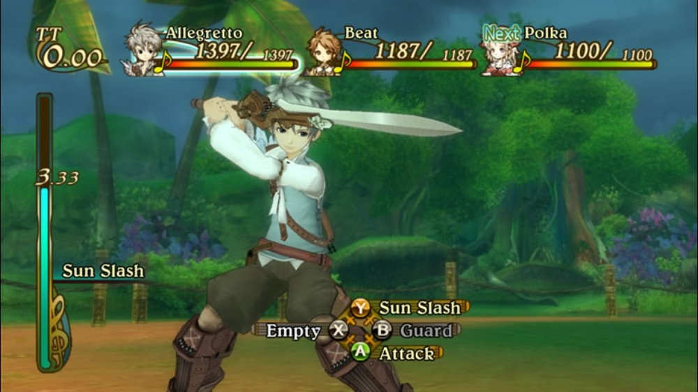 Image from Eternal Sonata