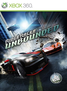 Carátula del juego Ridge Racer Unbounded