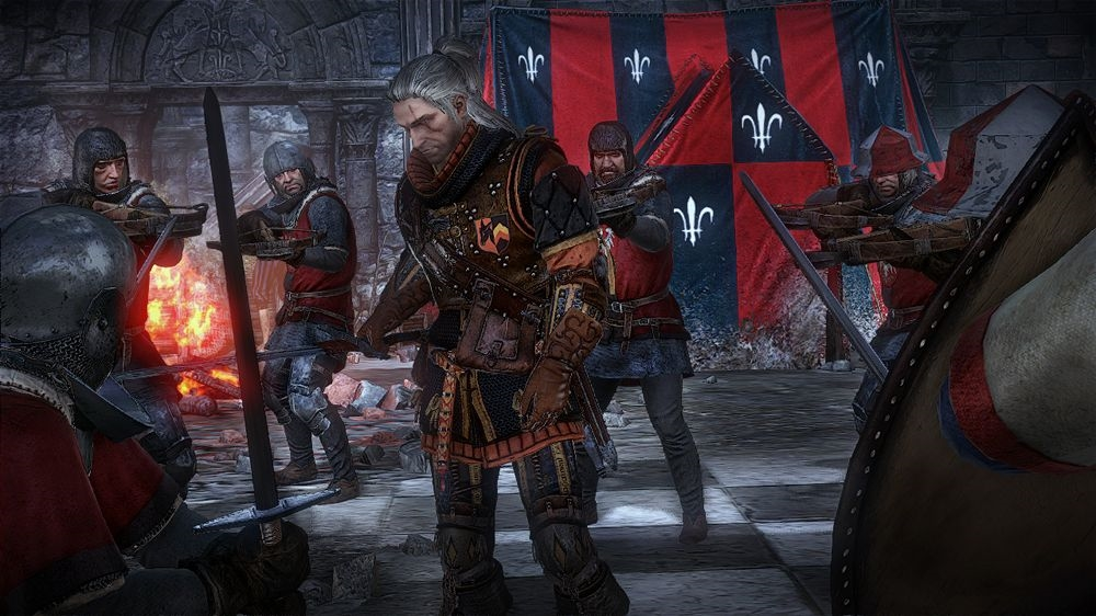 Image from The Witcher 2