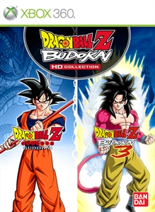 DBZ Budokai HD Collection