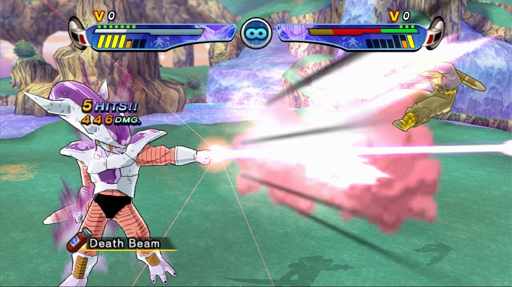 Image from DBZ Budokai HD Collection