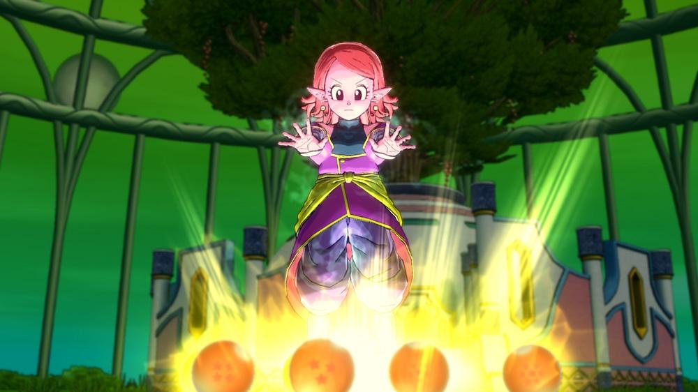 ドラゴンボール ゼノバース のイメージ