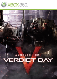 Carátula del juego ARMORED CORE: VERDICT DAY