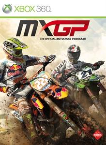 Carátula para el juego MXGP de Xbox 360