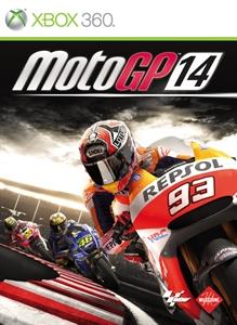 Carátula para el juego MotoGP14 de Xbox 360
