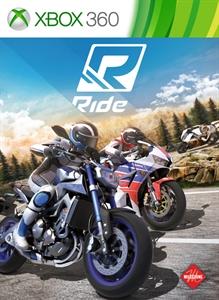 Carátula para el juego RIDE de Xbox 360