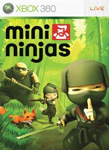 MINI NINJAS™ Gameplay Video (HD)